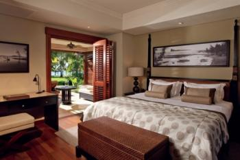 Superior Zimmer Les Pavillons Mauritius