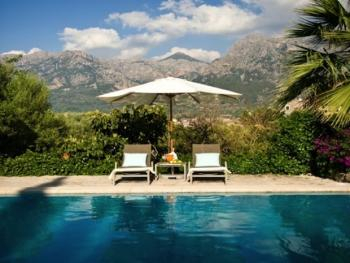 Pool Can Coll Soller Mallorca
